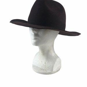Akubra Kiandra Men's Brown Fur Felt Hat Size 58